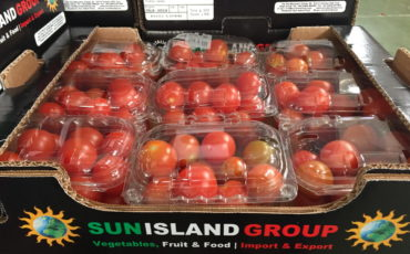 Cherry tomatoes loose