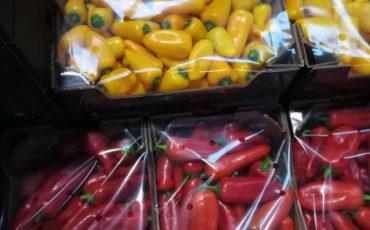 Peppers tris colour